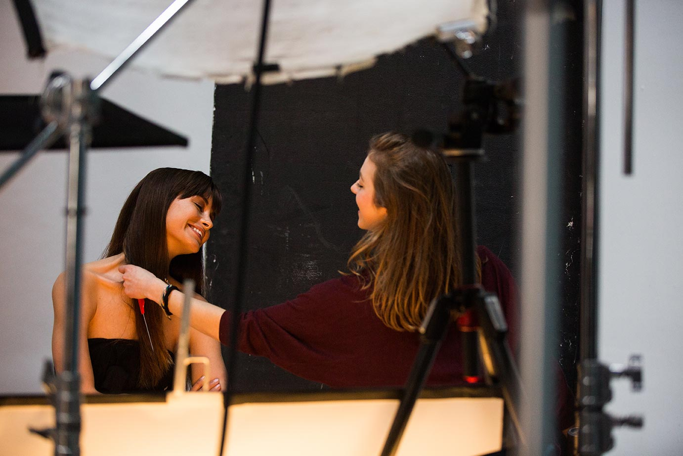 The do's and don'ts of photo shoot etiquette
