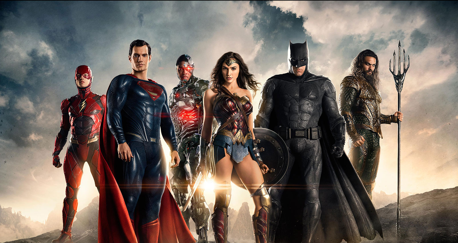 Caroline Walker: My experience as make-up trainee on Justice League