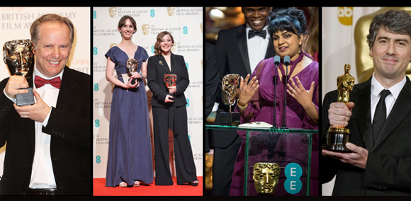 "National Film & Television School win BAFTA for ""Outstanding Contribution to Cinema"" Award."