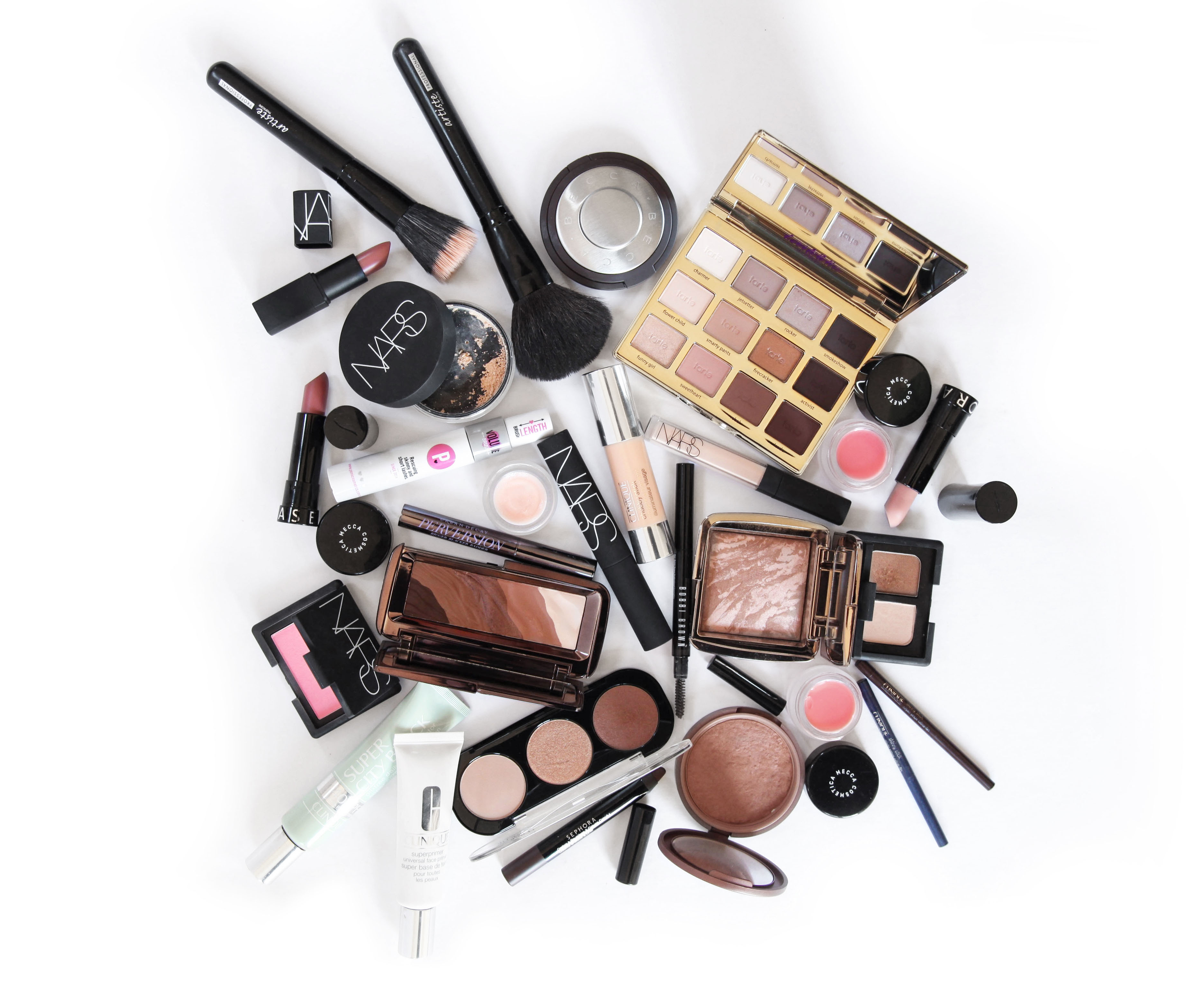 "The make-up artist secret – How to ""call-in"" products from PR companies"