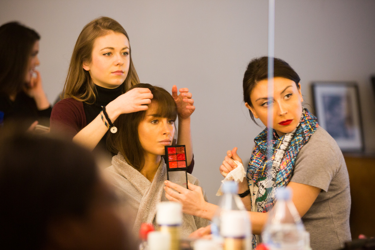 Why January 2020 is a special time to start your make-up training at Delamar Academy