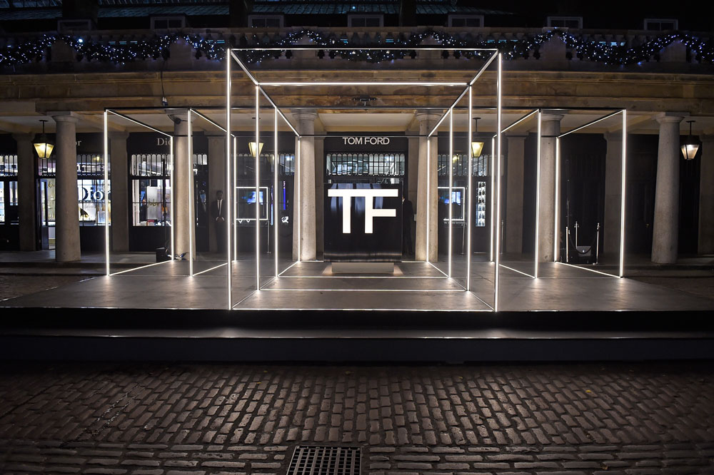 The prestigious Delamar Academy collaborate with Tom Ford Beauty