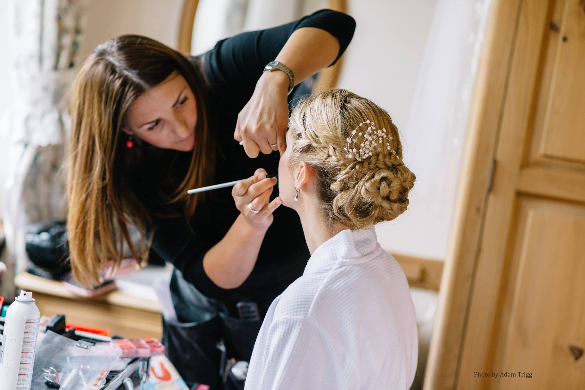 Bridal makeup jobs – very a misunderstood genre
