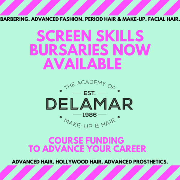 Receive a ScreenSkills government bursary to train on one of our Advanced courses in January 2021